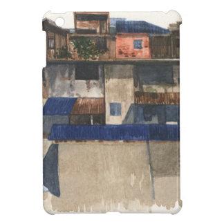 Vertikales Dorf @ Phnom Penh iPad Mini Hülle