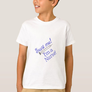 Vertrauen Sie mir T-Shirt