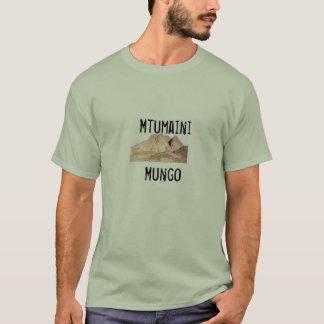 Vertrauens-Gott auf Suaheli T-Shirt