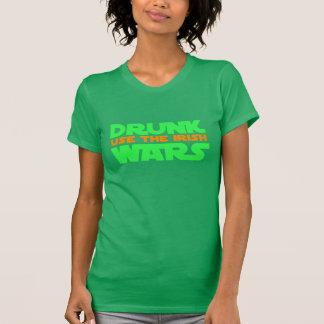 Verwenden Sie das irische St. Patricks Day T-Shirt