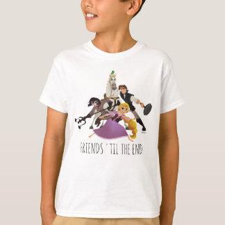 | verwirrt Job einer Prinzessin wird nie getan T-Shirt