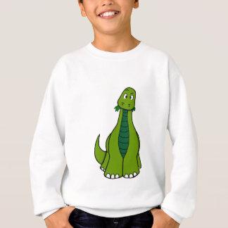 Verwirrter Dino Sweatshirt