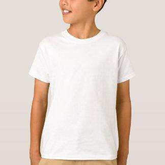 Verwirrter grüner smiley T-Shirt