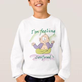 Verwirrter Mönch Sweatshirt