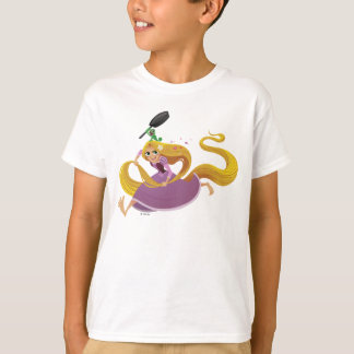 Verwirrtes | Rapunzel u. Pascal T-Shirt