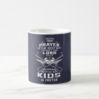 Verwirrung mit meinen Kindern! Tasse