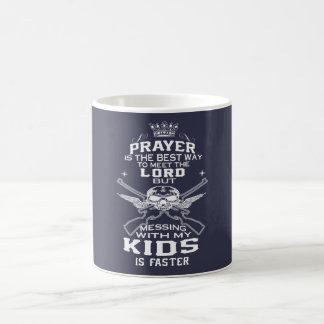 Verwirrung mit meinen Kindern Tasse