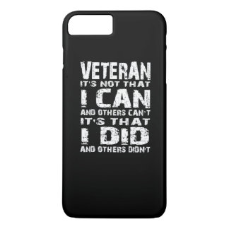 Veteran iPhone 8 Plus/7 Plus Hülle
