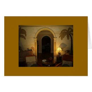 Vickis Wohnzimmer, 2 Karte