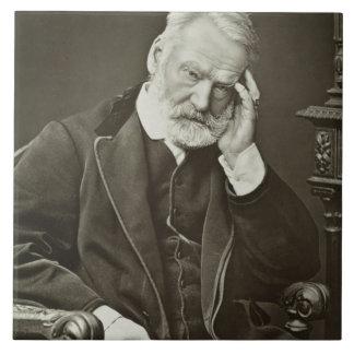 Victor Hugo (1802-85), von 'Galerie Contemporaine Fliese