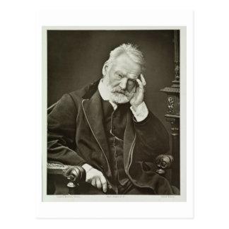 Victor Hugo (1802-85), von 'Galerie Contemporaine Postkarte