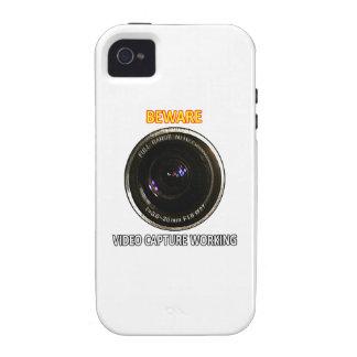 Video-GEFANGENNAHME ArbeitsjGibney ART1 das MUSEUM Case-Mate iPhone 4 Case
