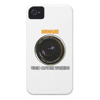 Video-GEFANGENNAHME ArbeitsjGibney ART1 das MUSEUM iPhone 4 Case-Mate Hüllen