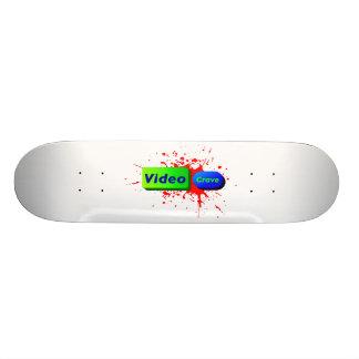 Video sehnen sich Brett Individuelle Skateboarddecks