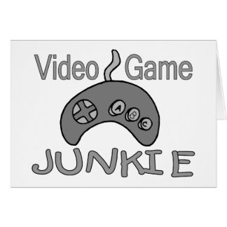 Videospiel-Junkie Karte
