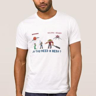 Videospiel-Samurais T-Shirt