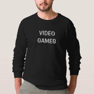 Videospiel-Sweatshirt Tshirts