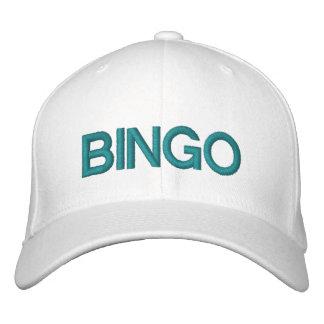 VIEL GLÜCK-BINGO kundengerechte Kappe bei