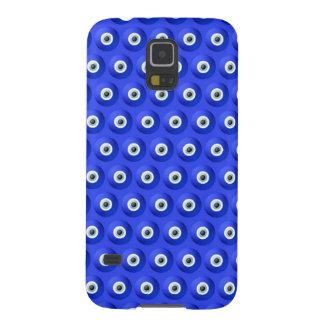 Viel Glück-Charme gegen schlechtes Augendiagramm Samsung Galaxy S5 Hülle