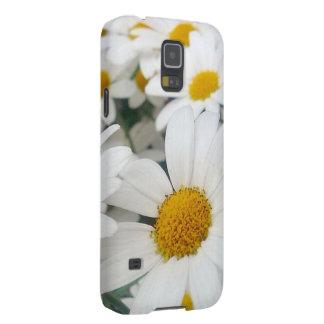 Viele Gänseblümchen Samsung S5 Hüllen