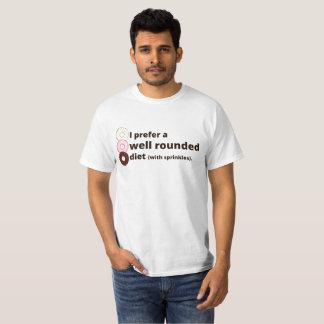 Vielseitige Diät - mit BESPRÜHT! T-Shirt