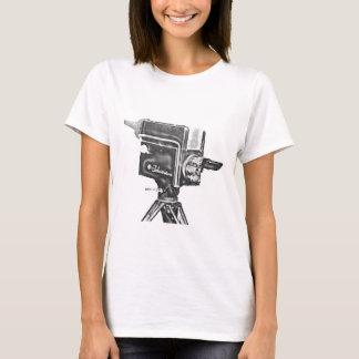 Vierzigerjahre oder Fünfzigerjahre T-Shirt