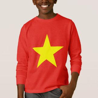 Vietnam-Flagge scherzt Sweatshirt