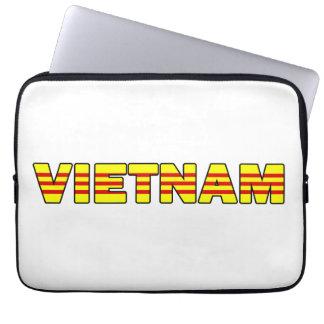 Vietnam-Hülse Laptopschutzhülle