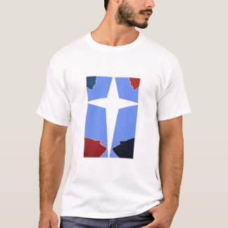 View of the cross T-Shirt