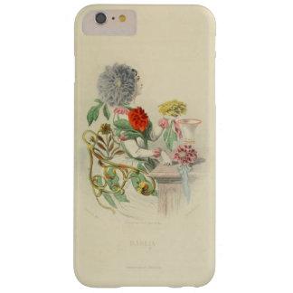 Viktorianischer feenhafter Blumen-Tee Barely There iPhone 6 Plus Hülle