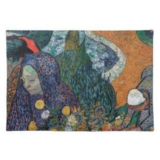 Vincent van Gogh - Damen von Arles Stofftischset