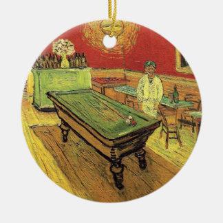 Vincent van Gogh - die Nachtcafé-schöne Kunst Keramik Ornament