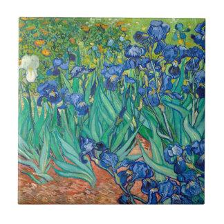 VINCENT VAN GOGH - Iris 1889 Keramikfliese