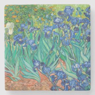 VINCENT VAN GOGH - Iris 1889 Steinuntersetzer