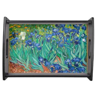 VINCENT VAN GOGH - Iris 1889 Tablett