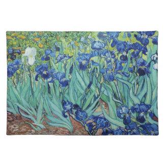 Vincent van Gogh, Iris Stofftischset