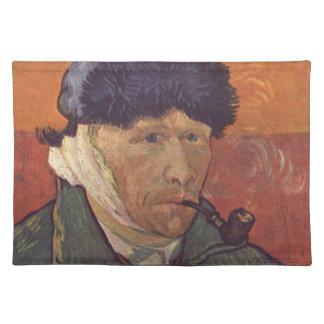 Vincent van Gogh - Selbstporträt mit dem Tischset
