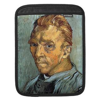 VINCENT VAN GOGH - Selbstporträt ohne Bart Sleeve Für iPads