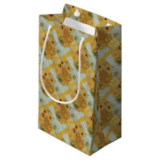 Vincent van Gogh - Sonnenblumen - reizende Kleine Geschenktüte