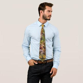 Vincent van Gogh - Wiese in der Garten-schönen Personalisierte Krawatte