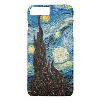Vincent van Goghs sternenklare Nacht iPhone 8 Plus/7 Plus Hülle