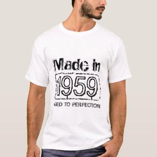 Vintage 1959 gealtert zum T-Shirt