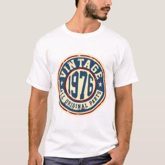 Vintage 1976 alle Vorlagen-Teile T-Shirt