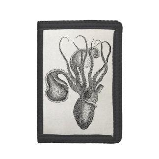 Vintage Agronaut Tintenfisch-Krake -