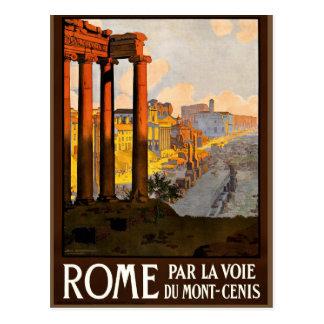 Vintage Art Rom, Italien Bildpostkarte Postkarte