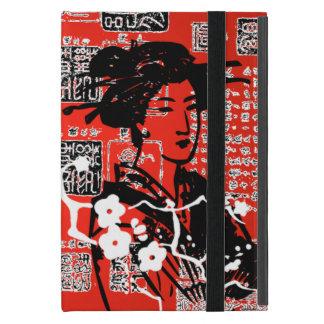 Vintage asiatische Collage iPad Mini Schutzhüllen