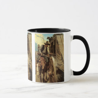 Vintage Cowboys, der bewundernswerte Geächtete Tasse