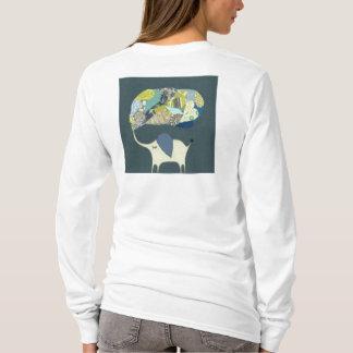 Vintage elephantes T-Shirt