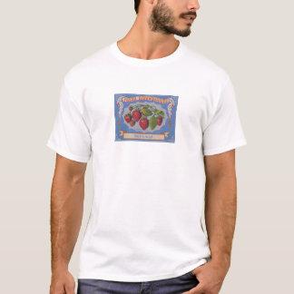 Vintage Erdbeeren T-Shirt