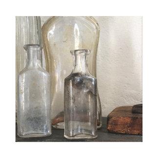 Vintage Gegenstand-industrielle Leinwanddruck